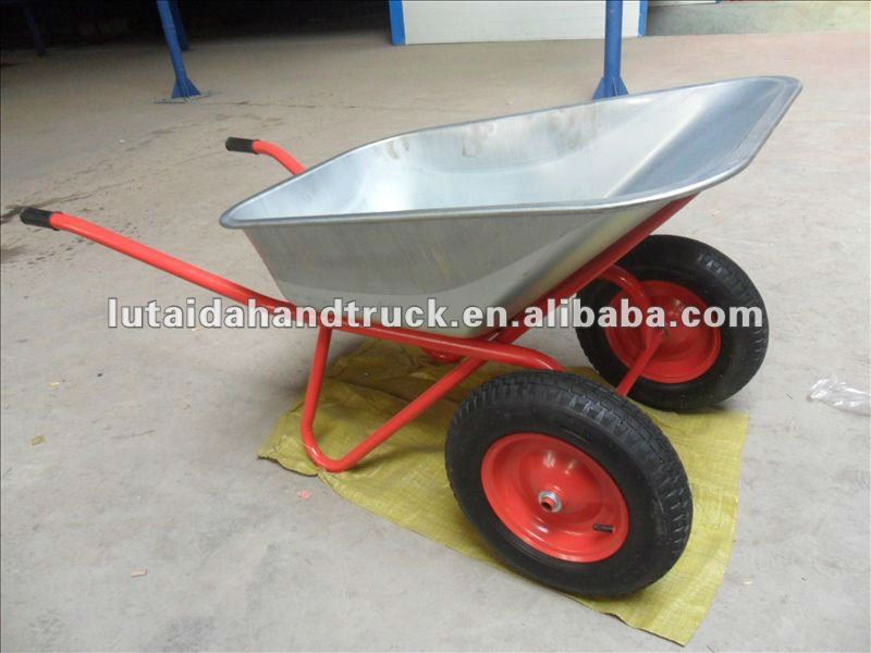 russion model wheelbarrow